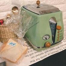 Тостер хлеба 900 W бытовой тостер хлеба Автоматическая сэндвич-тостер, Завтрак машина CTO2003