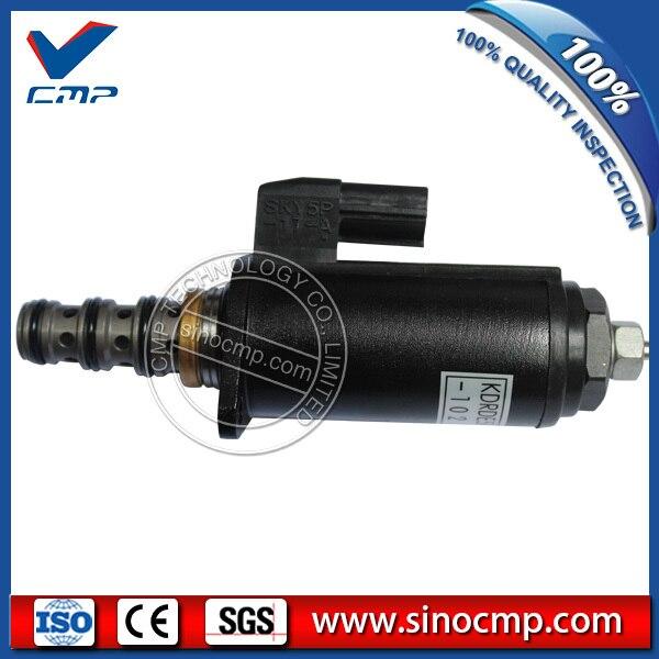 Sinocmp solenoid valve KDRDE5K 31 30C50 122 SKY5P 17 A YN35V00048F1 30C50 122