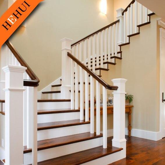 Barandilla madera exterior excellent diseo de interiores - Barandillas de escaleras ...