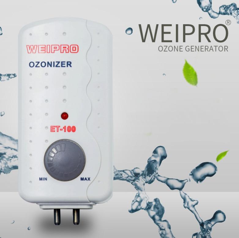 Esterilização ajustável do ozônio do ozonizador do aquário do gerador do ozônio do aquário usada com a bomba de ar ou a espumadeira da proteína