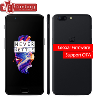 Original Oneplus 5 6GB 64GB Smartphone Snapdragon 835 Octa Core LTE 4G 5.5