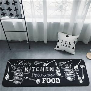 Welcome Floor Mats Animal Printed For Bathroom