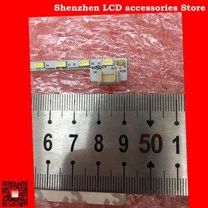Image 2 - 2Pieces/lot   FOR  Sharp  M00078N31A51R0A  V400HJ6 ME2 TREM1  LED 1PCS=52LED   490MM  LED  1PCS=52LED   490MM