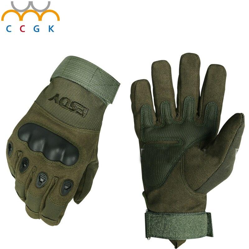 bilder für Neue 2017 black0hawk army military männer handschuhe mechani7x taktischer kampf handschuhe gants moto rutschfeste verschleißfesten 3-color handschuhe