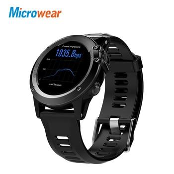 цена на Microwear H1 Smart Watch Waterproof 1.39