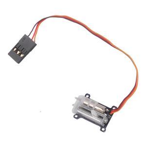 Image 3 - 2 cái/lốc Micro 1.5g Tuyến Tính Servo Nhỏ Servo 4.2 6V cho Máy Bay RC DIYmall