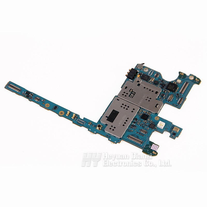 TOP quality 100% test good Working Europea Version Original Mainboard For  Samsung Galaxy NOTE 2 n7102 Motherboard 16gb Unlocked-in Circuits from