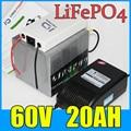Аккумуляторная батарея lifepo4 для электрического велосипеда  скутера  1000 Вт  1500 Вт  2000 Вт