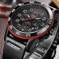 Ochstin chronograph homens relógio relógios casuais masculinos dos homens top marca de luxo relógio de quartzo relógio de pulso militar relógios cronômetro 068b