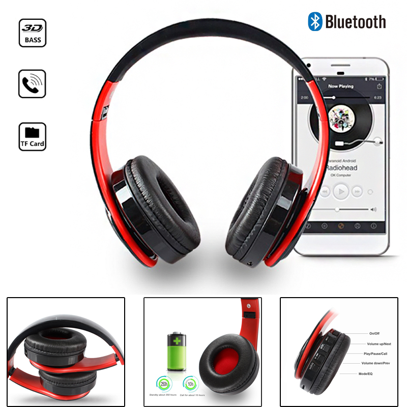 Beste Kopen Yeindboo Draadloze Hoofdtelefoon Bluetooth Pc Telefoon