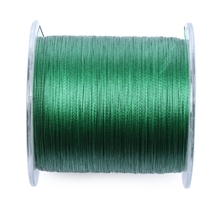 New 500M Durable 5 Colorful PE 4 Strands Monofilament Braided Fishing Line Angling Accessory for Outdoor Fishing Tool
