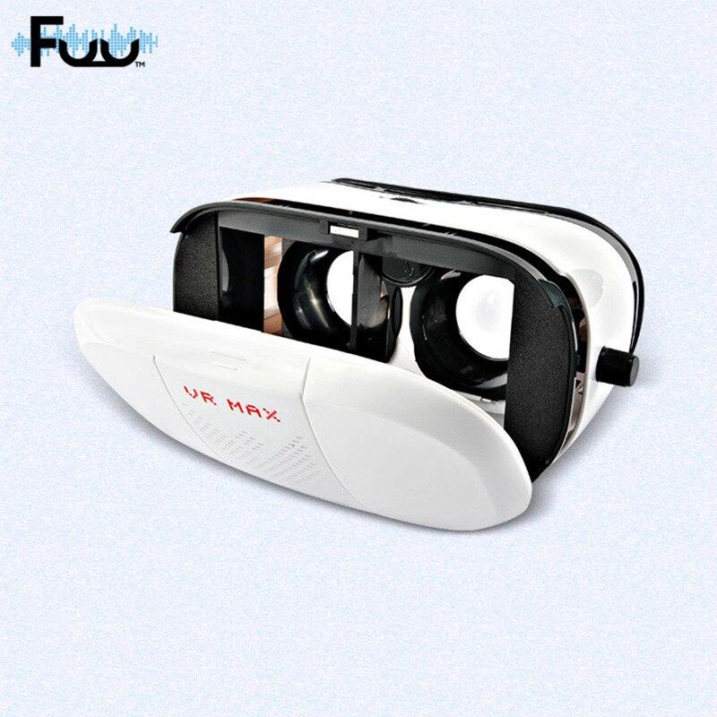 2017 Google cardboard VR BOX II 2 0 Version Virtual Reality Polarized 3D Glasses VR Headset
