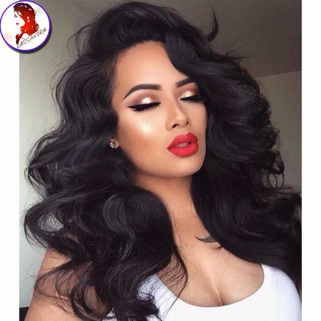 Human Hair Lace Front Wigs Glueless Full Lace Wigs With Baby Hair 8A Grade Brazilian Virgin Hair For Black Woman
