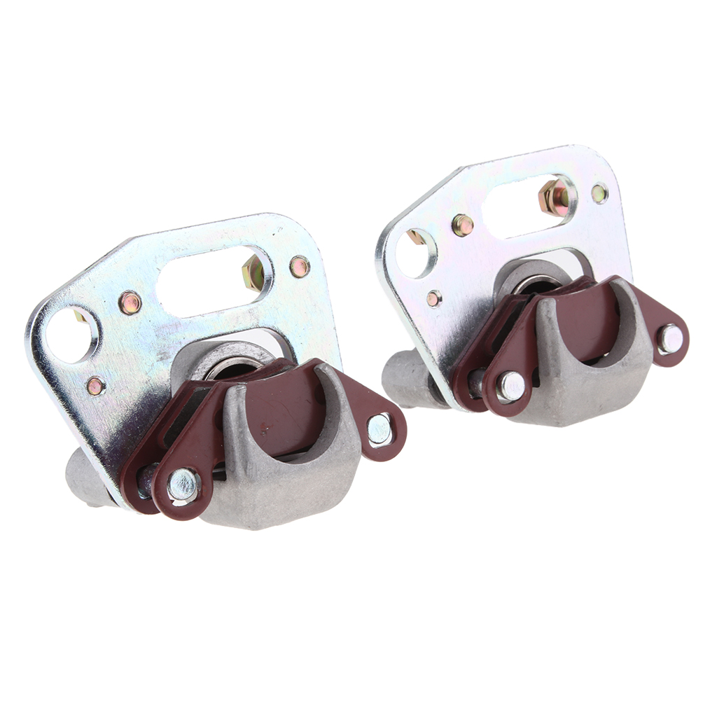 Front Left Right Brake Caliper Pad Set Pair for Polaris Magnum 325 2001-2002