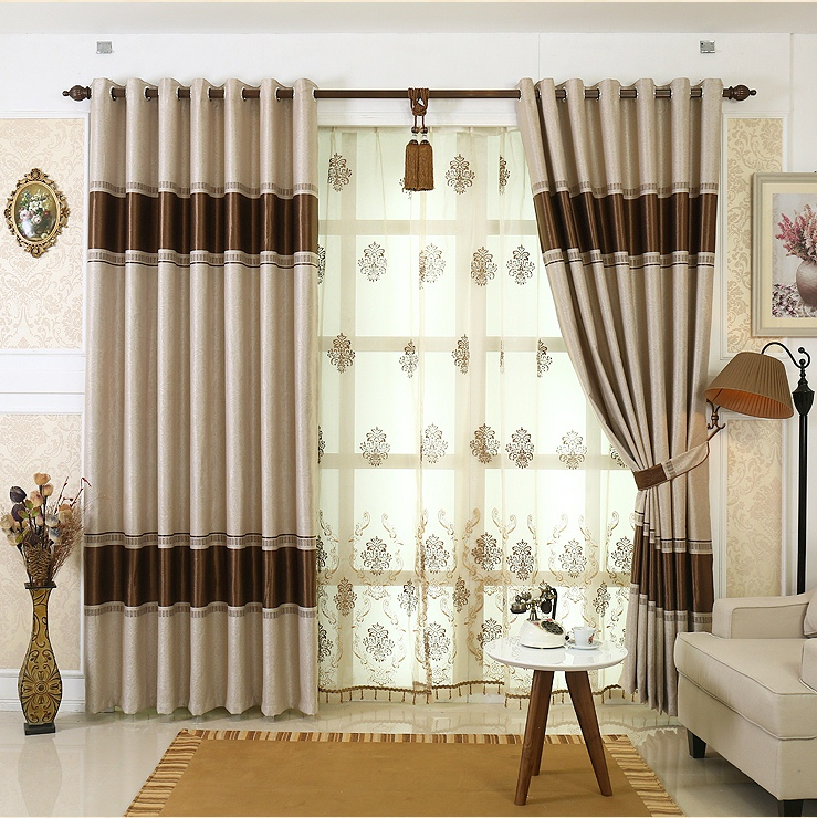 ready made bedroom blackout europe curtains lau aidehua