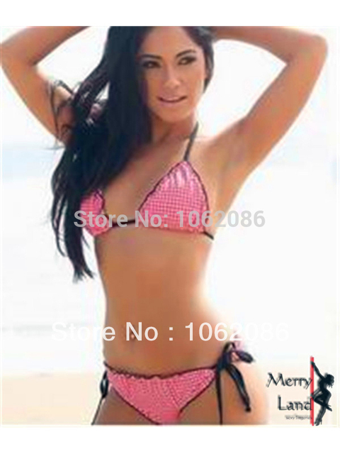 M4059 Hot Selling Sexy Bikini Teen Girls Mini Micro Sexy Swimwear