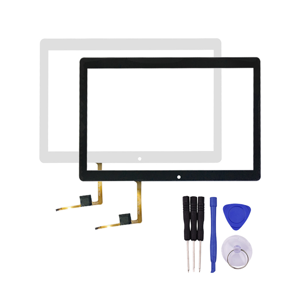Free Shipping New Black for HSCTP-825-10.1-V1 10.1 inch Touch Screen Handwriting Screen Digitizer Panel Replaceent Pmarts free shipping wgj10108 v1 touch screen touch screen handwriting 10pcs lot