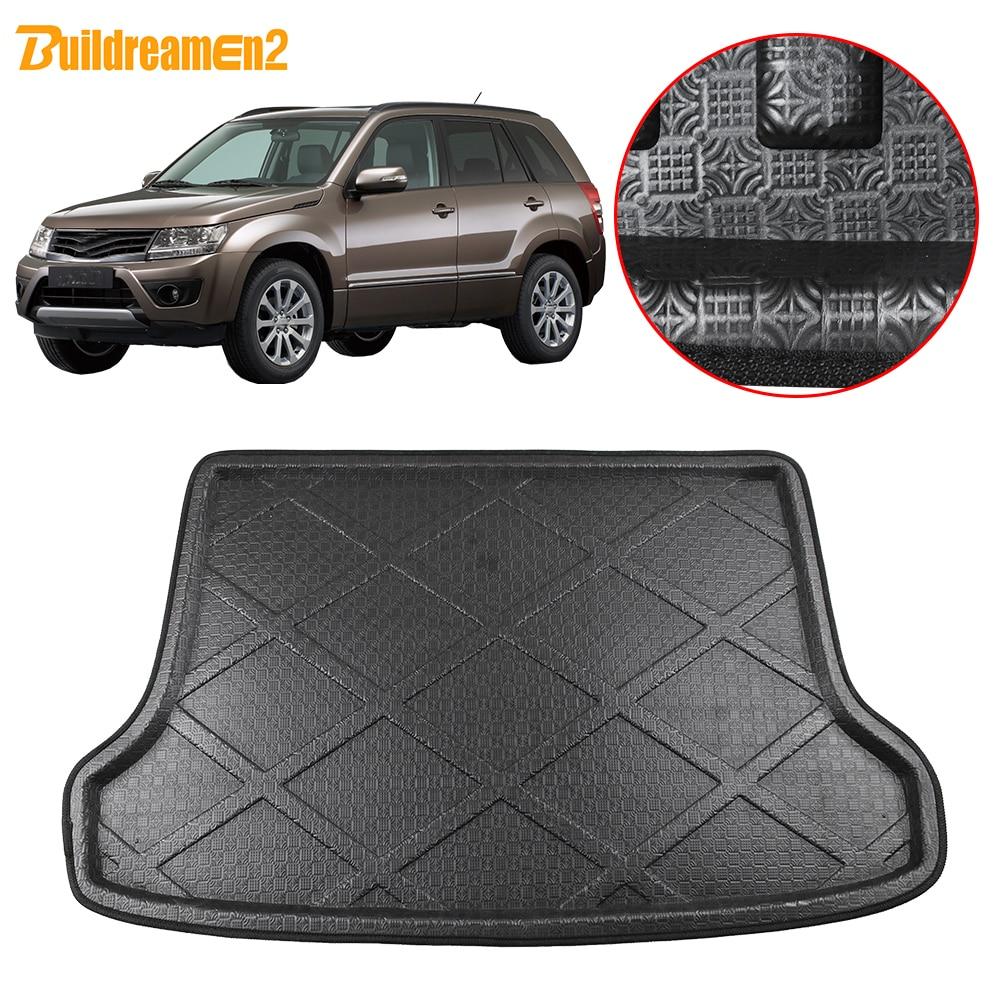 Large Heavy Duty Rubber Car Boot Liner Mat fits Suzuki XL7