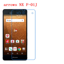 5 Pcs Ultra Thin Clear HD LCD Screen Guard Protector Film With Cleaning Cloth For Arrows NX F-01J. цена