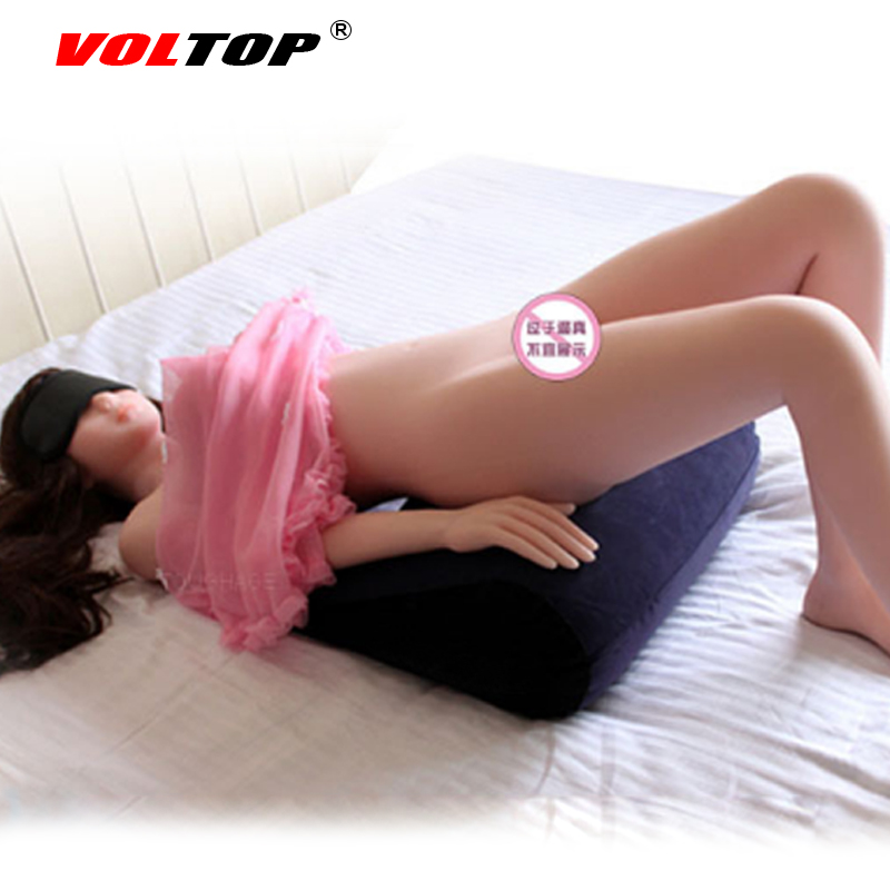 VOLTOP Triangle Inflatable Car Seat Supports Car Pillow Cushion Spouse Life Joy Sofa Pad ...