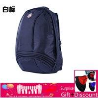 how yes Black Motocross Backpack Moto Bag Waterproof Backpack Reflective Helmet Bag Motorcycle Racing Backpack SKB 312