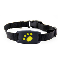 2018 Smart Waterproof Pet GPS Locator Pet Tracker Collar For Dog Cat AGPS LBS SMS Positioning Geo Fence Tracking Device Z8 A