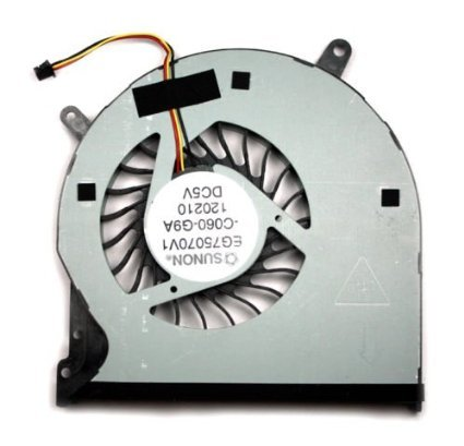 New CPU Cooling Fan for Dell XPS 15 L521x laptop DFS661605FQ0T FB8X 37XGD