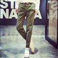 2016 New Men Jeans Spring Trousers Slim Little Feet Pants Cotton Fashion Jeans Men Casual Balmai Jeans Men Free shipping