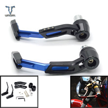 "7/8"" 22mm CNC Motorcycle Proguard System Brake Clutch Levers Protect Guard For Hyosung gt250r GT650R gt650r GT 250r"