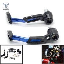 """Palancas de embrague de freno para motocicleta CNC, 7/8 """", 22mm, protector de protección para Hyosung gt250r GT650R gt650r GT 250r"""