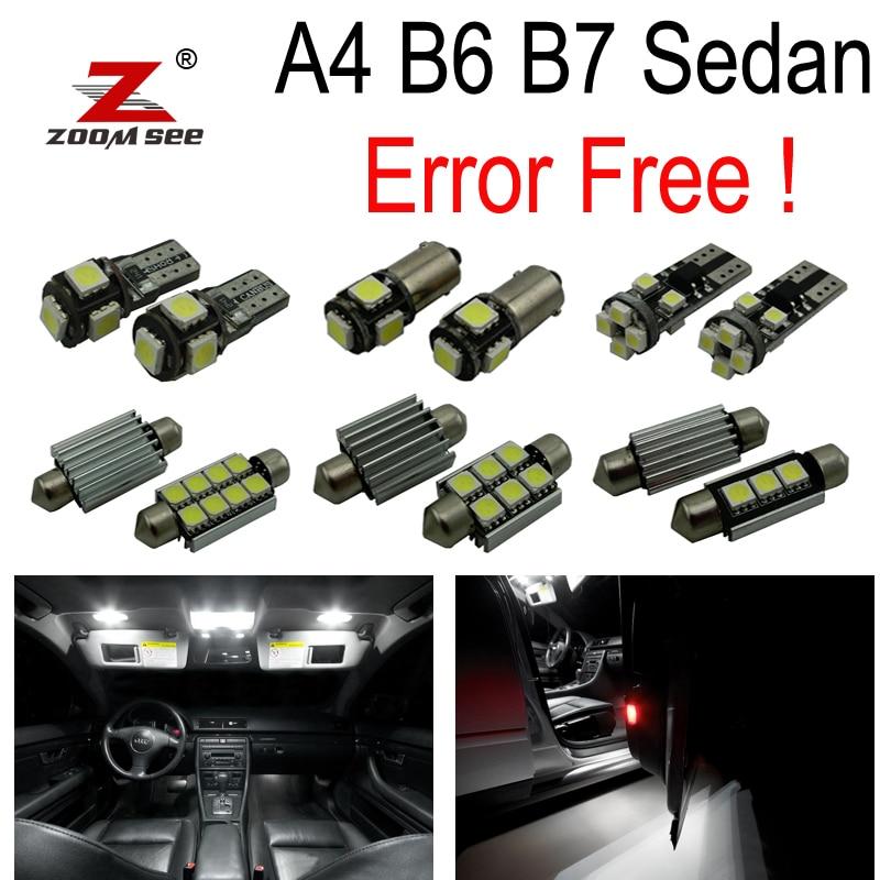 22pc x 100% Canbus hibamentes LED-es belső kupolavilágító - Autó világítás