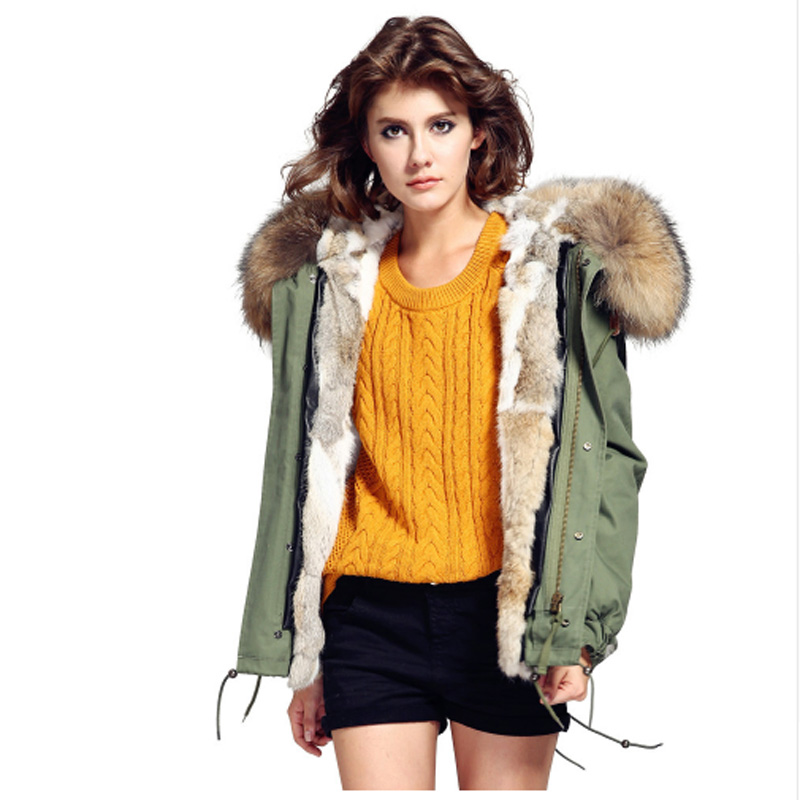 High Quality Ladies Parka Style Coats Promotion-Shop for High ...