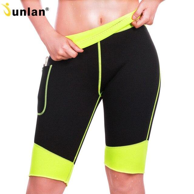 a113b60f7 Junlan Slimming Shorts for Women Neoprene Control Pants High Waist Shaper  Reducing Bottom Wear Waist Trainer