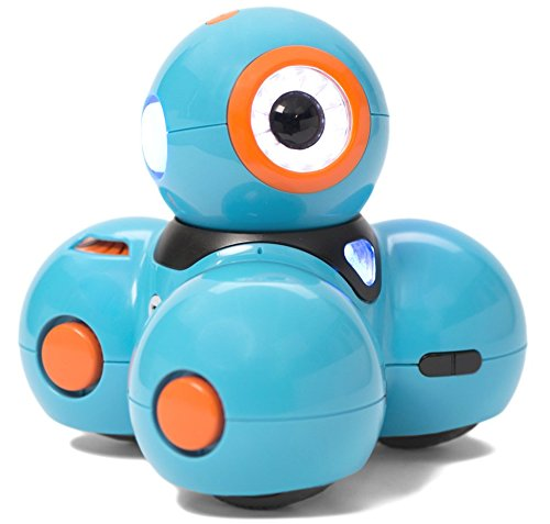 Coding Robot for Kids 6+ – Voice Activated – Navigates Objects – 5 Free Programming STEM Apps – Creating Confident Digital Citiz image