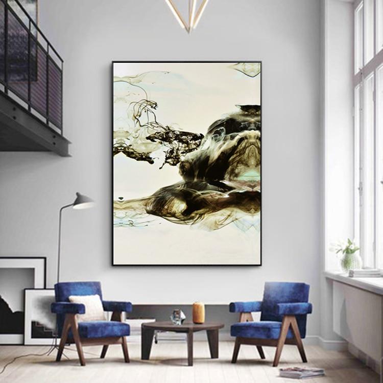 Ιμπρεσιονισμός μελάνι ζωγραφική HD - Διακόσμηση σπιτιού - Φωτογραφία 3