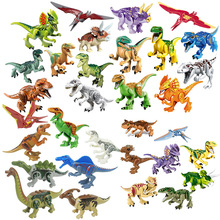 Jurassic Dinosaurs World Park Dinosaur Raptor protection zone Building Blocks Set Kids Toys juguetes legoings jurassic dinosaurs world park dinosaur raptor protection zone building blocks set kids toys juguetes compatible legoing