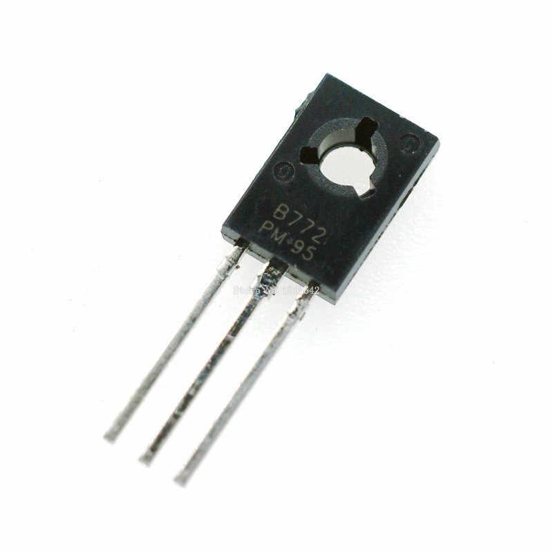20PCS Transistor Triode to-126 BD139 BD140 D669 B772 D882 E13003 MJE13003 2SD669 2SB772 2SD882 D669A