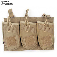 MOLLE Durable Accessory Waist Bag Utility Camouflage Tool Military Waist Pouch Travel Gear Combat Organizer