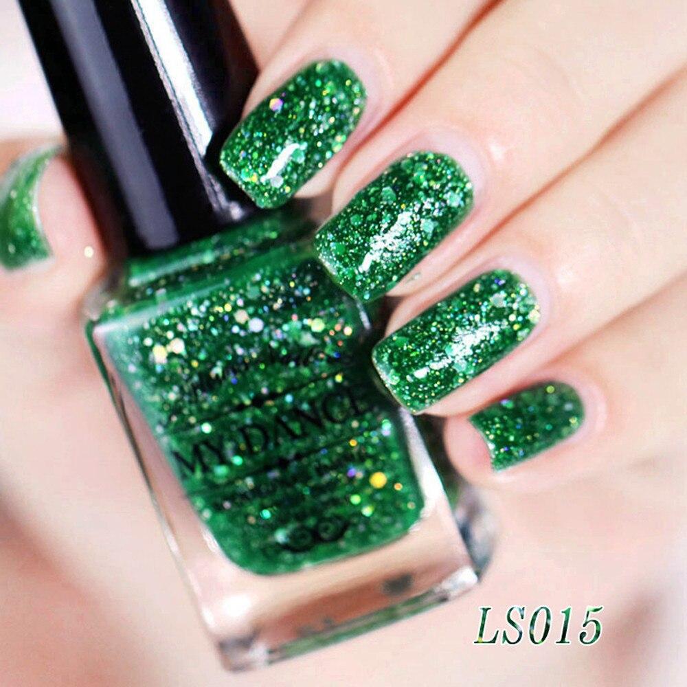 Online Shop Laser New Arrival Gel Nail Manicure 6ml Diamond Glitter ...