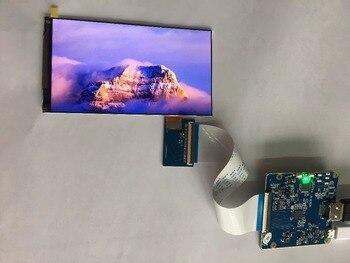 5,5 pulgadas 2 K pantalla LCD panel IPS 1440*2560 de 1440 P LS055R1SX04  MIPI LCD para terminal de