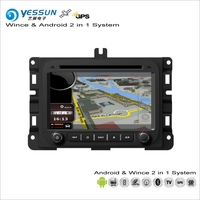 For Dodge RAM 2013 2014 Car Radio CD DVD Player GPS Navigation Advanced Wince Android 2
