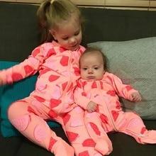 Spring Autumn Cute Baby Clothes for Sleeping Pajamas