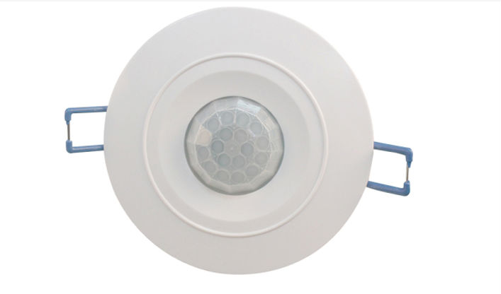 New  220V 110v Recessed PIR Ceiling Occupancy Motion Sensor Detector Light Switch-in Sensor & Detector from Security & Protection