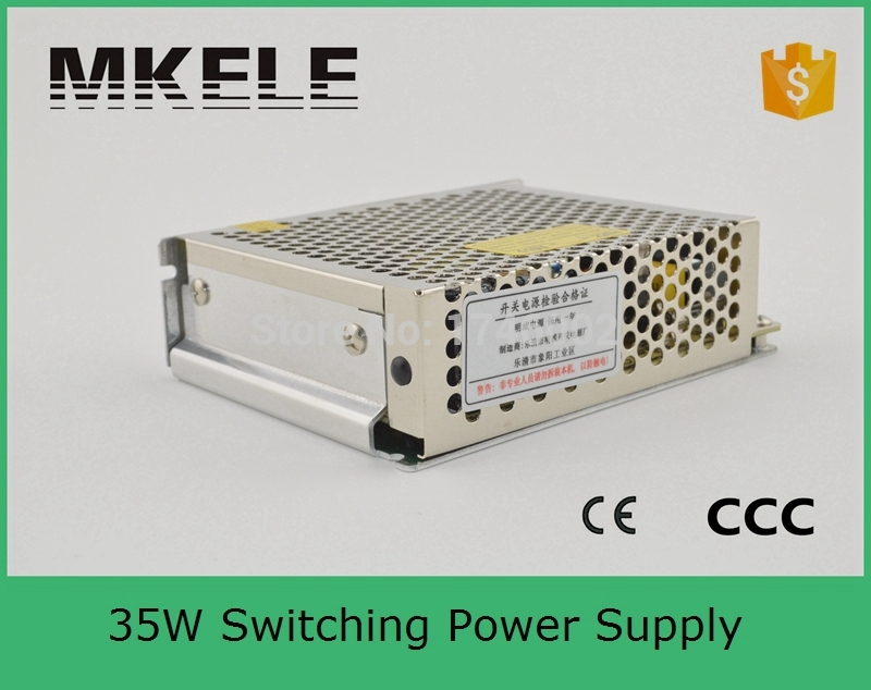 цена на safe package high safe standards short circuit protection S-35-15 35W 15v 2.4A nice switching model power suply