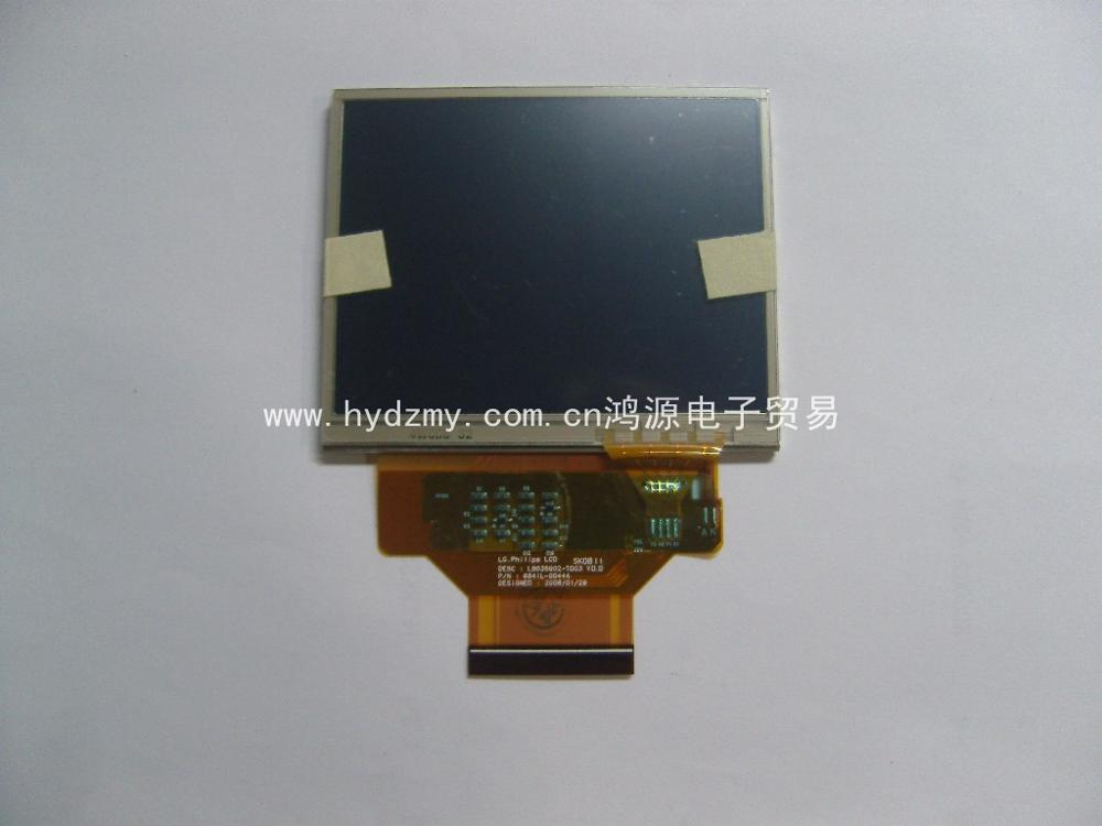3.5 inch LB035Q02-V0.3 display with touch 60 and MP4 GPS video door screen