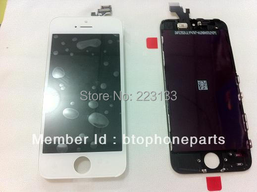 Replacement LCD & Digitizer Assembly for iphone 5 s( Replacement for iphone 5s LCD Display + Digitizer Touch Screen )