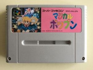 Image 1 - 16Bit ゲーム * * 魔法 POPN (日本 NTSC J バージョン!! カートリッジのみ!!)