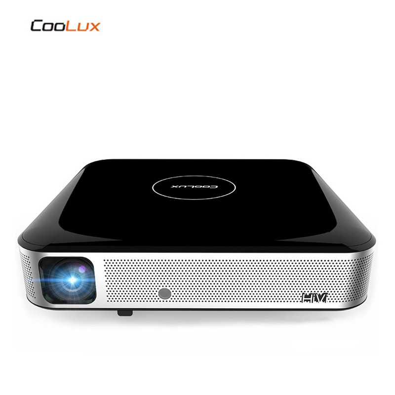 Coolux s3 led proyector con airlay para iphone samsung dlna, Miracast Para Andro