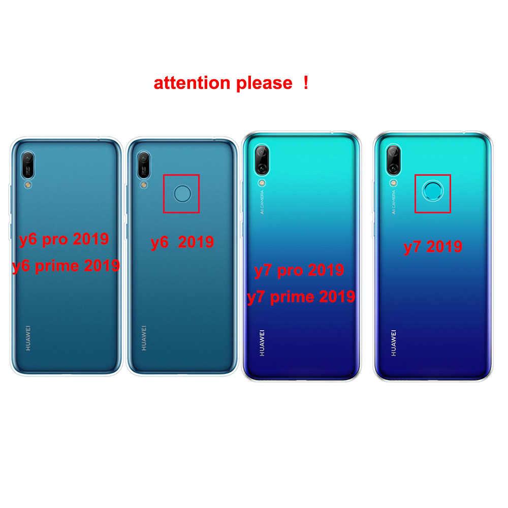 Per Il caso di Huawei honor 8A prime 8C 8X 10 io gioco di caso della copertura posteriore per huawei Y5 Y6 Y7 Y9 2019 pro Prime anime Tokyo Ghoul