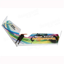 DW HOBBY Rainbow V2 Version 800mm Wingspan EPP Flying Wing RC Airplane KIT